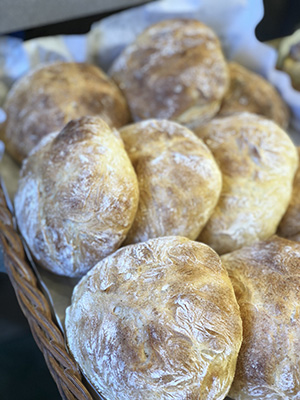 豆乳もっちりフランスパン